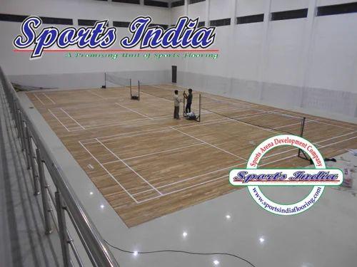 Wooden Flooring Badminton Wooden Flooring Manufacturer