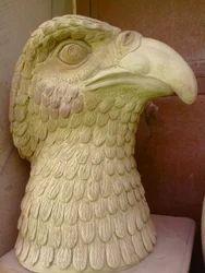 Vaah Terracotta Eagle