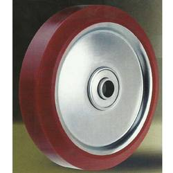 Polyurethane Tyred Nylon Wheel