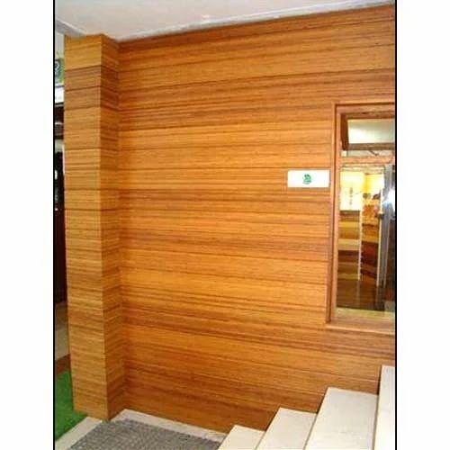 Wooden Interior Wall Cladding