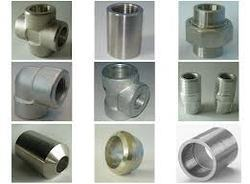SA182 Stainless Steel Forged Fittings NPT SW