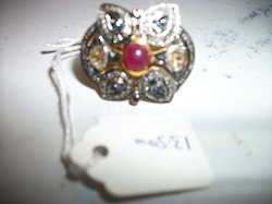 SC-ER-18 Sterling Silver Rings