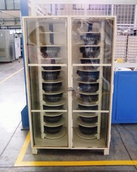 Cutter Storage Rack for Gear Plant