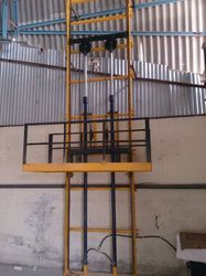 Electro Hyd. Wall Mounted Stacker