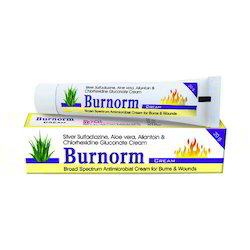 Silver Sulfadiazine Aloe Vera Burns Cream