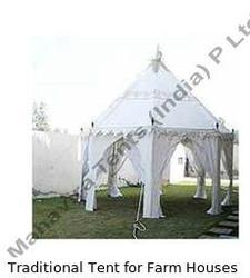 Traditional Tent for Farm Houses