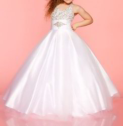White Cindrella Ball Gown