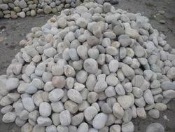 Silica White Pebble