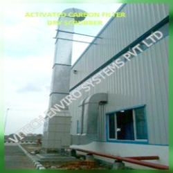 Activated Carbon Filter Dry Scrubber