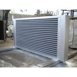Heat Ex-changer For Stenter Dryer Heater