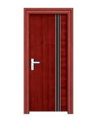 Exterior Finished Fancy Flush Door, For Home