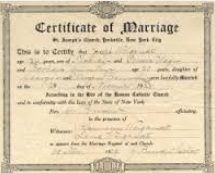 Service Provider Of Love Marriage Certificate Muslim Marriage