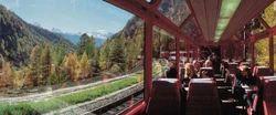 Scenic Trains, Cruises