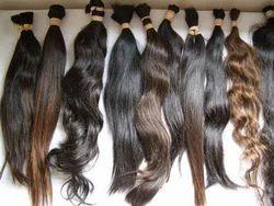 Virgin Bulk Hair Wavy