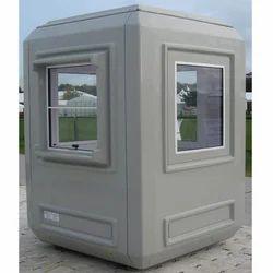 Branded Kiosk Cabin