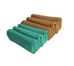 Honeycomb Weaved Kitchen Cotton Towel