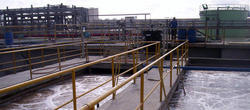 Chemical Waste Water Treatment Plant
