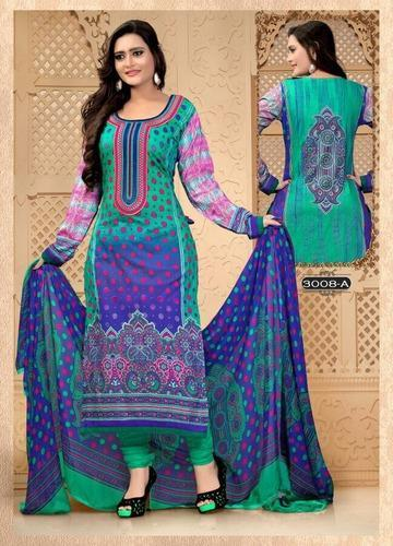 Designer Cotton Suits, Women Cotton Suit - Sania Boutique ...