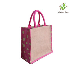 Decorative Jute Gift Bags