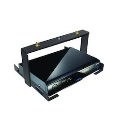 Black Mild Steel DVD Attachement for 14, Size: Standard, for Anywhere