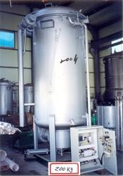 Reconditioned Cheese Dyeing Plant & Machines