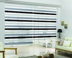 Cotton Horizontal Combi Blinds, Thickness: 1.9 mm Approx