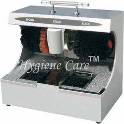 Shoe Shining Machine with soleclenaer