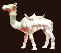 Brass Camel