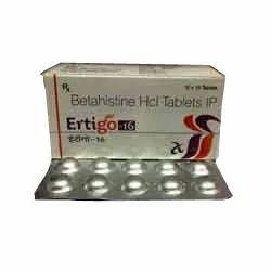 Betahistine Alu-Alu Tablet