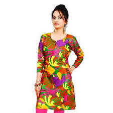 Printed Fancy Kurtis