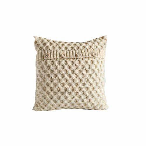 Knitted Cushion Cover At Rs 120 Pieces Choolai Chennai Id
