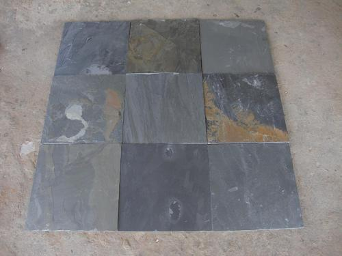 Multi Color Slate Stone Slabs