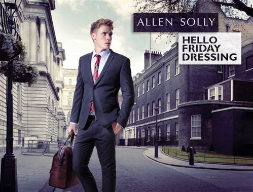 54dfb50f1 Formal Suits - Allen Solly Formal Wear Retail Showroom from Raipur