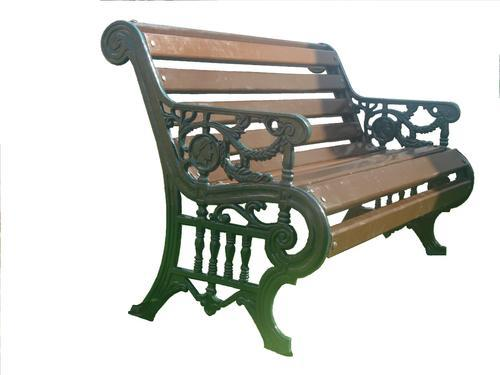 Magnificent Cast Iron Benches Cast Iron Bench Manufacturer From Coimbatore Bralicious Painted Fabric Chair Ideas Braliciousco