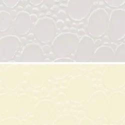 White PVC Leather Cloth