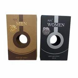 Paper Perfume Boxes