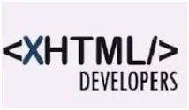 XHTML Developer