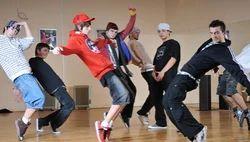 Hip-Hop Dance Training