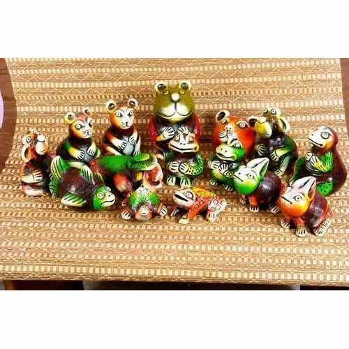 Terracotta Home Decorative Items at Rs 80 pieces Terracotta