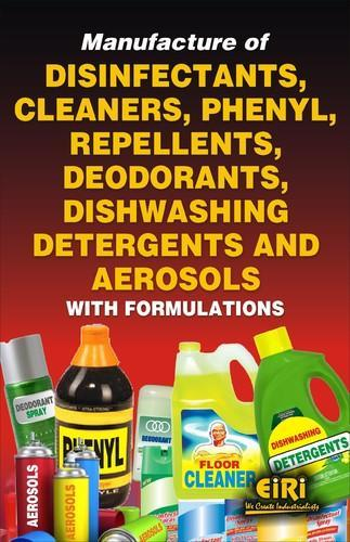 Cleaners And Phenyl Making Books