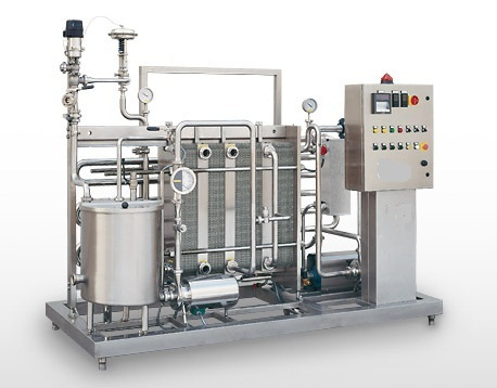 Milk Pasteurizer Capacity 1000 Litrs Rs 750000 Piece
