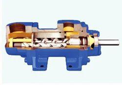 Three Screw Pump, Pumps, Pumping Machines & Spares | Bhavana