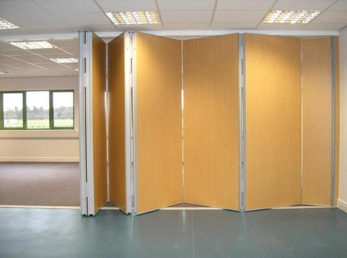 Sliding Folding Partition Kreators Mumbai