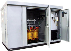 ABB 1MVA 3-Phase Oil Cooled Compact Substation (CSS)