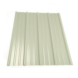 Shade Card Off White Roofing Sheets