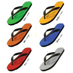 Man Footwear Rubber Slipper