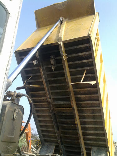 Manufacturer Of Dumper Body Amp Fabrication Services By