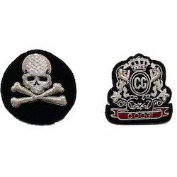 Embroidered Badges Emblems