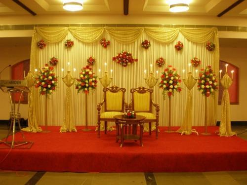 stage decoration  u0026 hall decoration service provider from