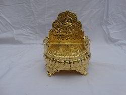 Gold Sinhasan